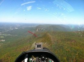 1st Pan-American Club Class Gliding Championship @ Chilhowee Gliderport, Tennessee USA