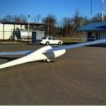 Glider at DeQueen
