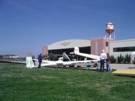 8th Pungo Glide-in at Virginia Beach Military Aviation Museum @ Virginia Beach Airport 42VA