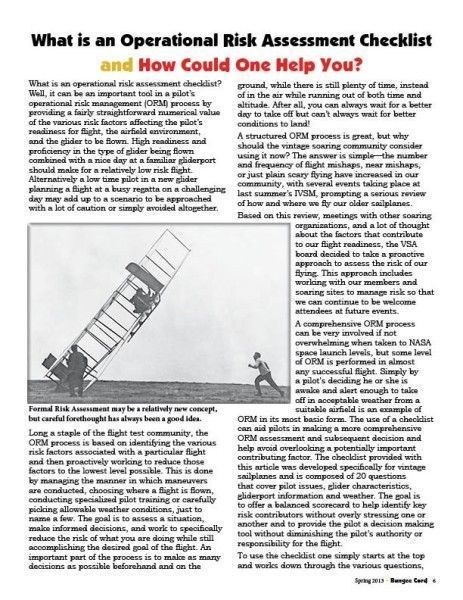 2013-04 - VSA Bungee Cord Risk Assessment Article-1