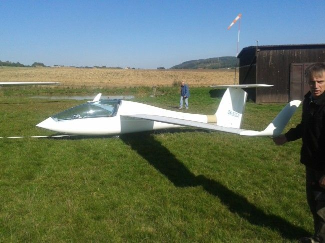 2014-02-22-1 - Sagitta UL Powered Glider
