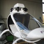 Volocopter's cockpit
