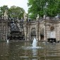 lovers fountain in Dresden palace thumbnail