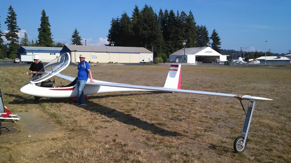 Flying the HP-24 image 2